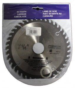 Пильный диск для циркулярной пилы - 7