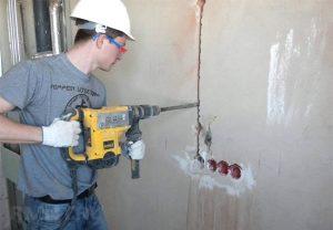 Перфоратор бетон петро бетон