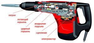Перфоратор Skil - 1