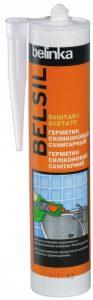 Герметик силиконовый бесцветный - 13