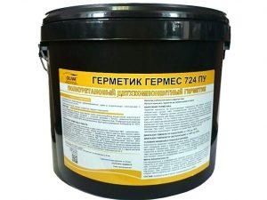 Герметик силиконовый бесцветный - 5