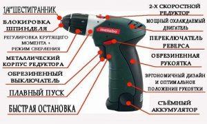 Редуктор для шуруповерта - 1