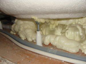 Монтажная пена для гидроизоляции - 1