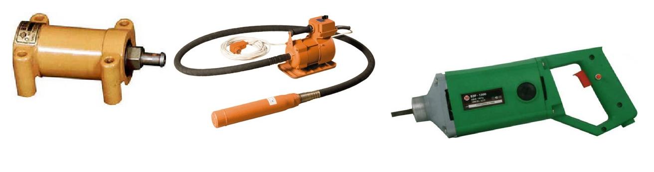 Насадка вибратор для бетона на дрель - 1