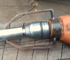 Насадка вибратор для бетона на дрель - 26