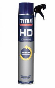 Монтажная пена Титан - 5