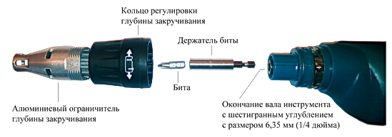 Сетевой шуруповерт makita - 2