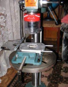Cверлильный станок для домашней мастерской - 6
