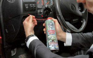 Cиликоновая смазка для автомобиля | 2