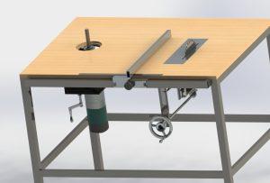 Стол для циркулярной пилы - 3