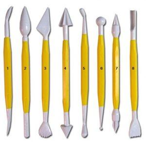 Инструменты для работы с мастикой - 9