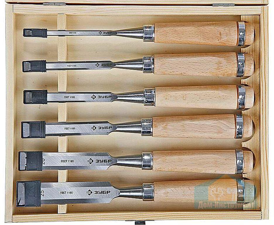 Инструменты для работы с деревом - 23