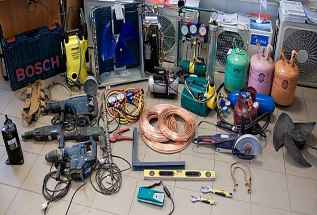 Как купить инструмент для монтажа кондиционеров | 5