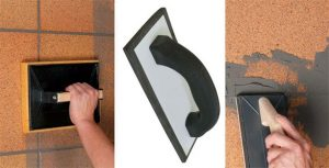 Инструмент для затирки швов плитки   4