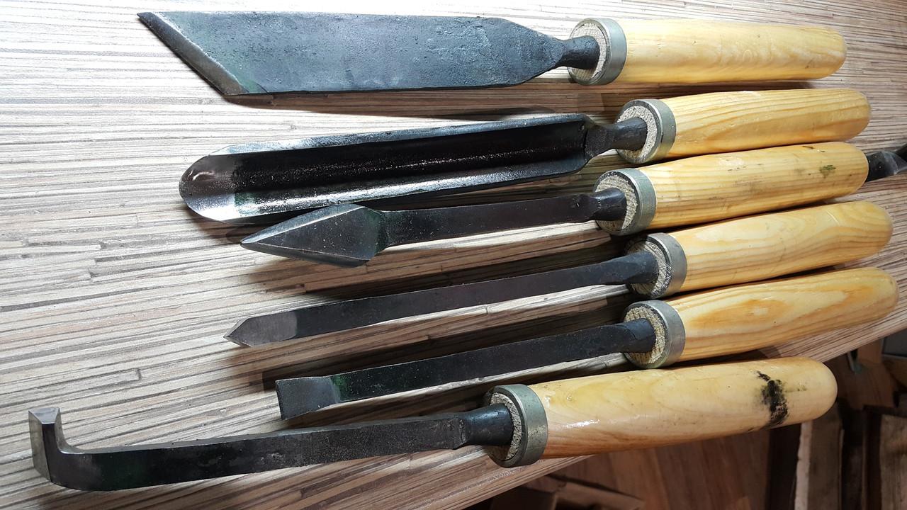 Инструменты для работы с деревом - 31