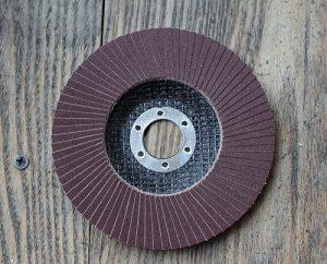 Шлифовальный круг для дрели - 6