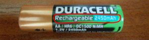 Аккумуляторные пальчиковые батарейки - 2