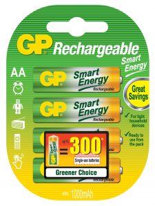 Аккумуляторные пальчиковые батарейки | 6
