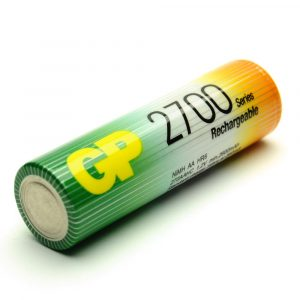 Аккумуляторные пальчиковые батарейки - 8
