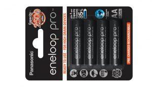 Аккумуляторные пальчиковые батарейки - 7