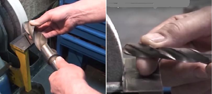 Заточка сверла по металлу своими руками (приспособление) - 5