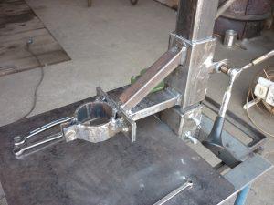 Изготавливаем сверлильный станок из дрели своими руками   10