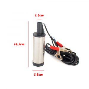 Насос для перекачки топлива на 12 вольт - 3