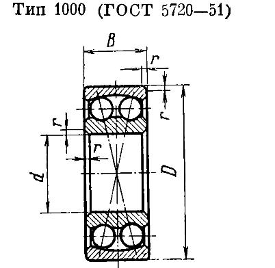 Подшипник 202 (размеры) - 7