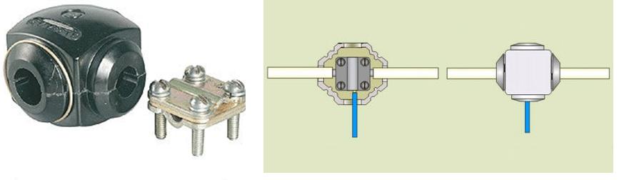 Соединение проводов в распределительной коробке | 6