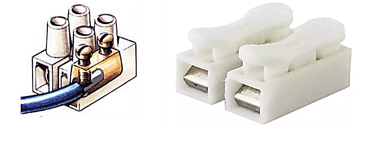 Соединение проводов в распределительной коробке - 8