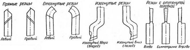 Резцы для токарного станка по металлу - 2