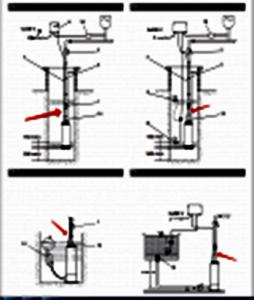 Обратный клапан для насоса - 3