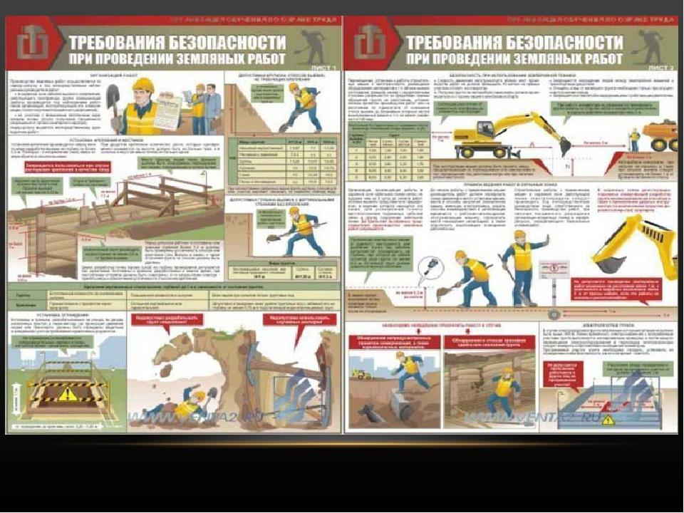 Правила техники безопасности на производстве | 2