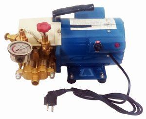Опрессовочный электрический насос - 2