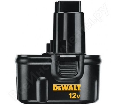 Аккумулятор (12 В; 2 А*ч; NiCd) DeWALT DE 9071