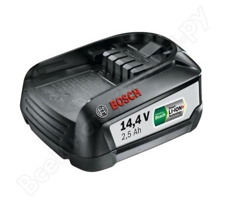 Аккумулятор PBA (14.4 В; 2.5 А*ч) W-B Bosch 1607A3500U