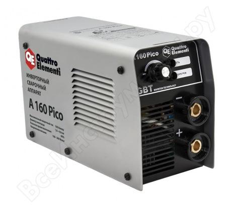 Аппарат электродной сварки QUATTRO ELEMENTI 649-486