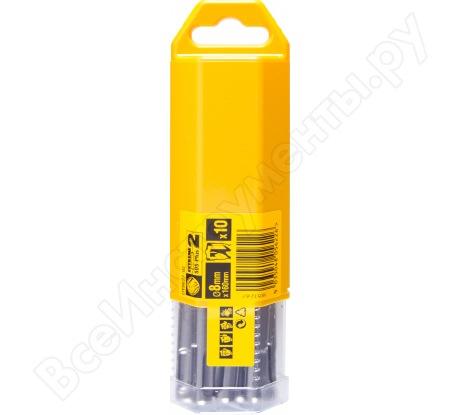 Бур SDS+ EXTREME2 (8х160х100 мм) 10 шт. Dewalt DT9827