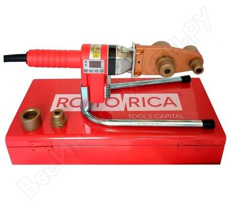Цифровой раструбный сварочный аппарат Rotorica ROCKET WELDER ECO RT.3111032