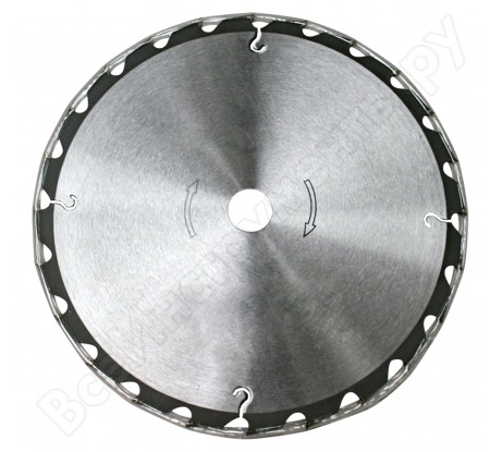 Диск пильный по дереву (280х32 мм; 24Т) для циркулярных пил БЕЛМАШ ДП 280*24