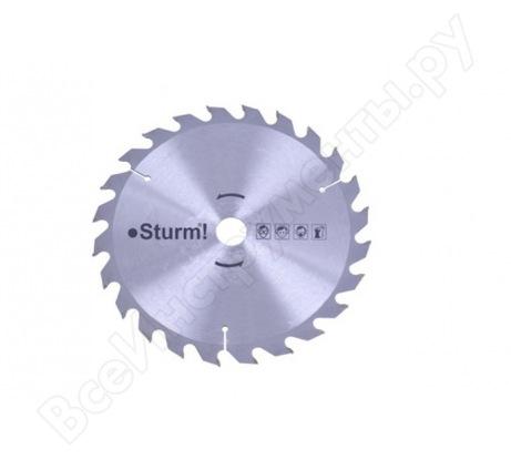 Диск по дереву (200х32 мм; 40 зубьев) для циркулярной пилы STURM 9020-01-200x32-40
