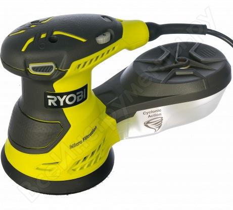 Эксцентриковая шлифмашина Ryobi ROS300A 3001142