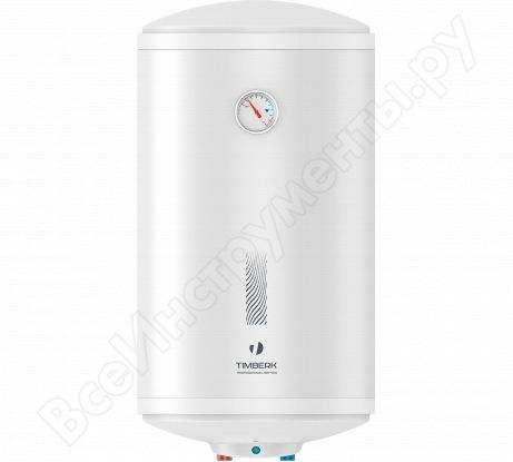 Электрический накопительный водонагреватель Timberk SWH RE11 30 SL
