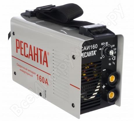 Инверторный сварочный аппарат Ресанта САИ 160