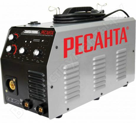 Инверторный сварочный аппарат Ресанта САИПА 190 МФ