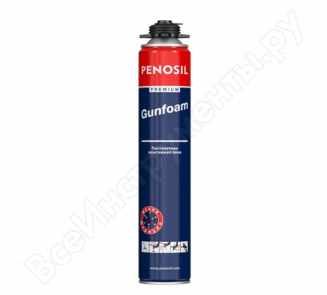 Монтажная профессиональная пена Penosil Premium Gunfoam A1146