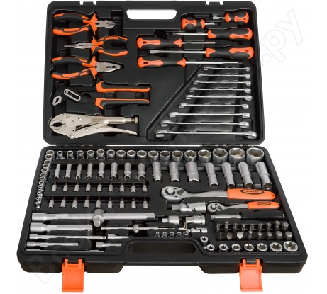 Набор инструментов Gigant 131 предмет GAS 131