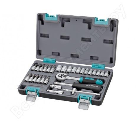Набор инструментов STELS 29 предметов 14100