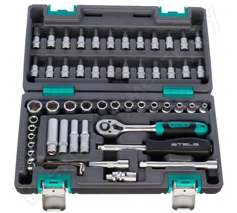 Набор инструментов STELS 57 предметов 14101