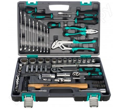 Набор инструментов STELS 76 предметов 14104